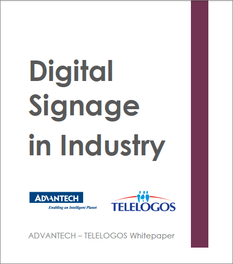 Digital Signage in Industry - ADVANTECH ...