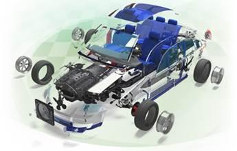 자동차 조립 공장을 위한 멀티 앵글 자동광학검사 솔루션
