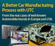 UTCシリーズが製造工程の改善をサポート