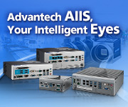 Advantech AIIS. Your Intelligent Eyes.