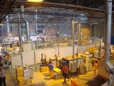 제조 공정 프로세스의 생산 제어 및 모니터링 시스템