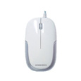 M&M CM/W5 Cool Mouse WHITE (USB)