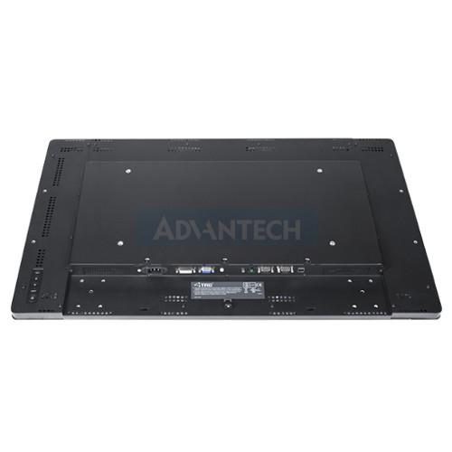 "TRu 32"" K32A-0111 Slim Line P-Cap Desktop Display, 2 Touch, Full HD 1920x1080, 400 nits, 5000:1, VGA, DVI-D, 100 - 240V AC."